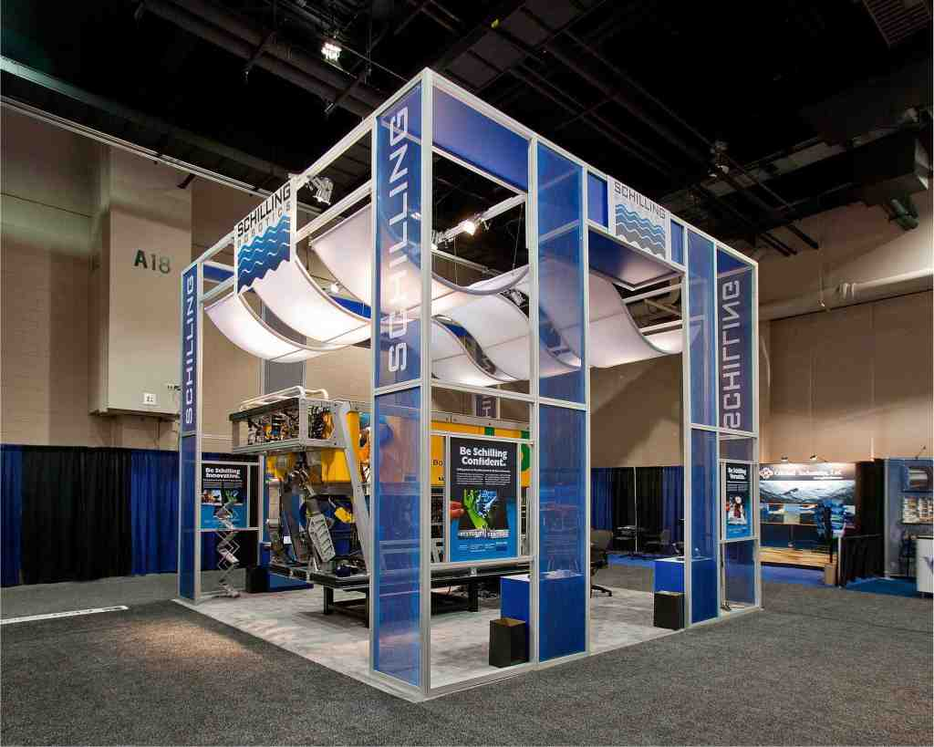 Trade Show Exhibit Displays