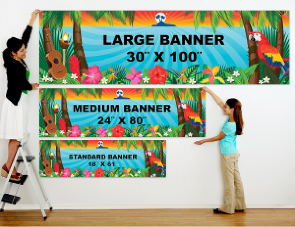 Create a Good Reputation in the Market with Banner Printing