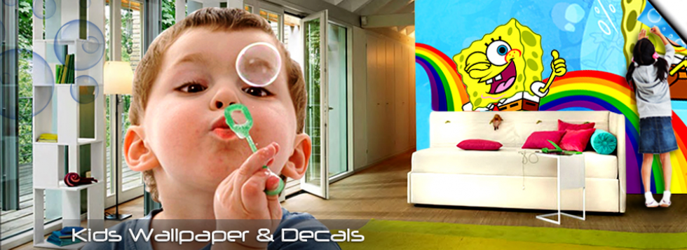 Kids Wallpaper & Decals