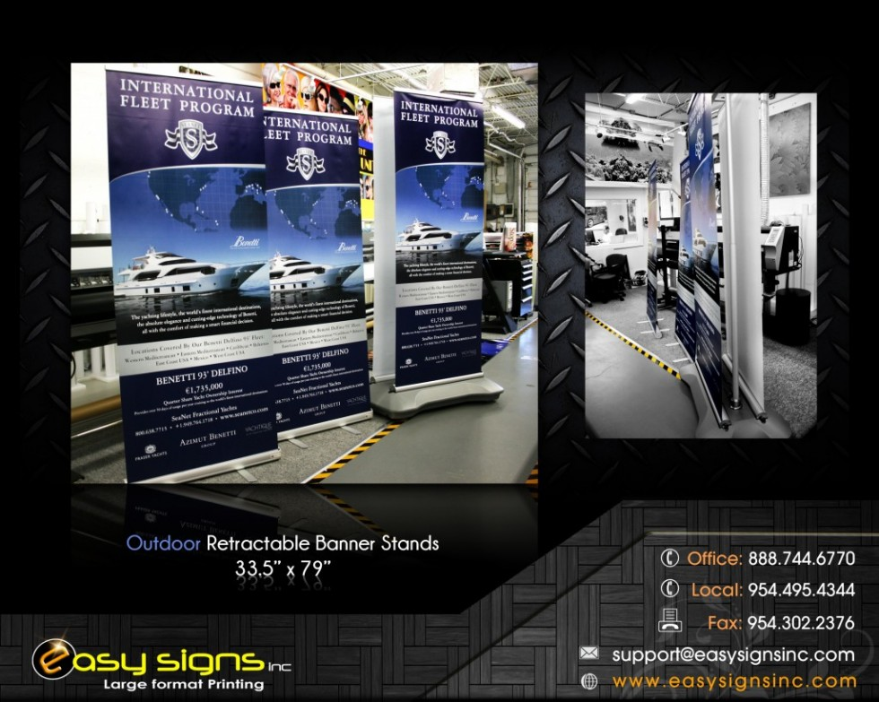 How to achieve your marketing goals with Banner Stands?