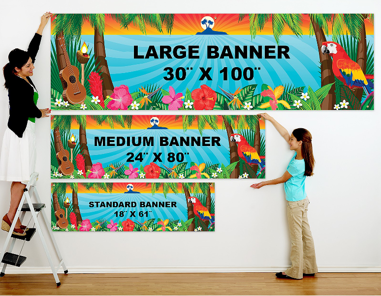 We Offer Best Quality Vinyl Banner Printing In Fort Lauderdale - Vinyl banners and signs