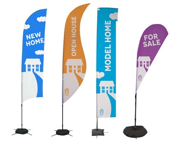 Advertising Flags Signs