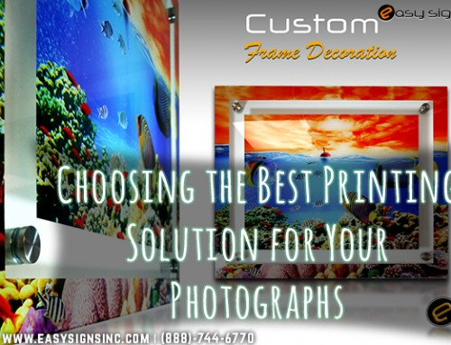 Choosing the Best Printing Solution for Your Photographs