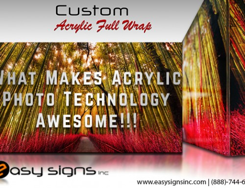 What Makes Acrylic Photo Technology Awesome