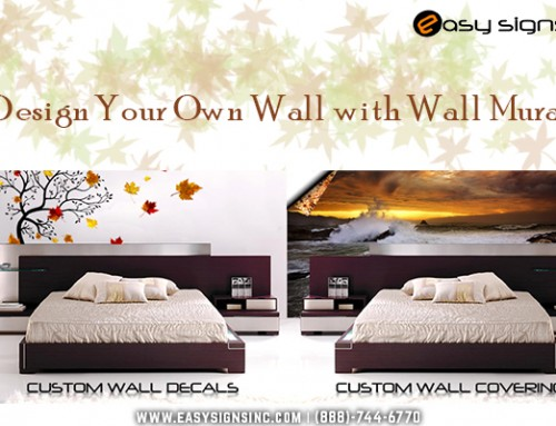 Design Your Own Wall With Wall Murals