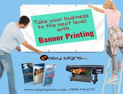 Why Banners are Useful for any Business