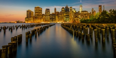 Brad Braker New York Cityscapes 1