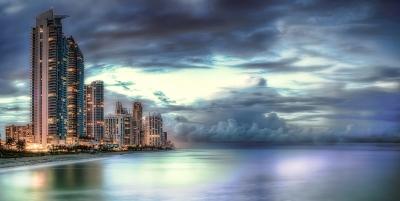 Dan Pham Miami Cityscapes 1