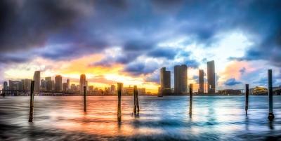 Dan Pham Miami Cityscapes 3