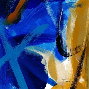 Randa Yordi Abstract Paintings 1