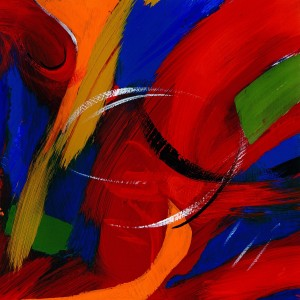 Randa Yordi Abstract Paintings 2