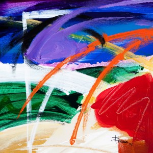 Randa Yordi Abstract Paintings 7