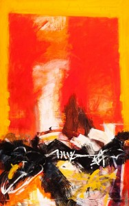 Randa Yordi Abstract Paintings 8